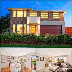 Start your #NewHome journey with this gorgeous #HouseDesign from #Allcastle Homes. On display in #GledswoodHills! #InteriorDesign #HomeDesign #ModernDesign #Modern #Home #House #Houses #YourHome #DreamHome