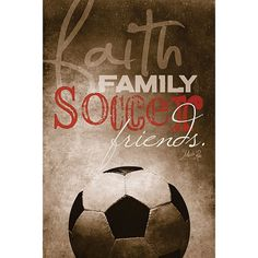 Hey, I found this really awesome Etsy listing at http://www.etsy.com/listing/118896710/ma213-faith-family-soccer
