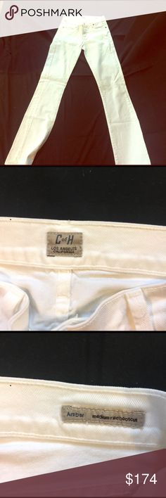 Citizens of humanity amber medium rise bootcut These off white jeans are in awesome condition. Citizens of Humanity Jeans Boot Cut