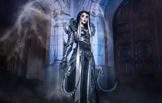 Female Malthael - designed by Zack Fischer Do you also want to learn making armor stuff? Check out my cosplay crafting books! http://kamuicosplay.storenvy.com/ Armor material is Worbla, which you can...