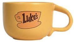 I used to have this mug. It's huge and awesome. I love Luke. And his truck. :D