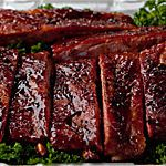 If you're looking for a summer main course, try this recipe for Johnny Trigg & Smokin' Triggers' spare ribs from BBQ Pitmasters.