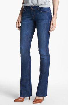 ' dlpro - Stretch Denim - Cindy' Slim Boot Jeans (Valencia) available at Women's Jeans, Valencia, Casual Outfits, Cute Outfits, Ross Store, Fashion Deals, Casual Chic Style, Jeans Brands, Casual Chic