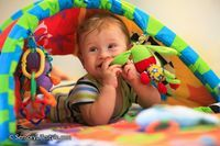 Top 10 Sensory Activities for your 7 month old