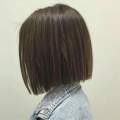 Best Trendy Short Bob Haircuts for Women - Fashion short haircut Best Bob Haircuts, Bob Haircuts For Women, Short Hairstyles For Women, Layered Hairstyles, Trendy Hairstyles, Hairstyle Short, Zoella Hairstyles, Short Straight Hairstyles, Short Haircuts For Women
