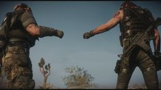 Army of Two: Devils Cartel Fist Bump