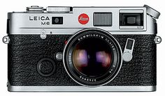 Leica. (the Rolls Royce of cameras)   Do want.