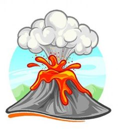 Find Volcano stock images in HD and millions of other royalty-free stock photos, illustrations and vectors in the Shutterstock collection. Dinosaur Coloring Pages, Coloring Books, Drawing For Kids, Art For Kids, Volcano Drawing, Science Chart, Die Dinos Baby, The Floor Is Lava, Natural Disasters