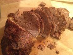 Home made Kojak meat