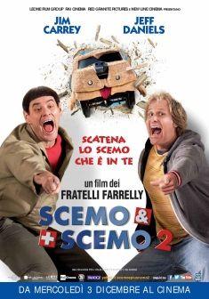 Scemo e più scemo 2, dal 3 dicembre al cinema.