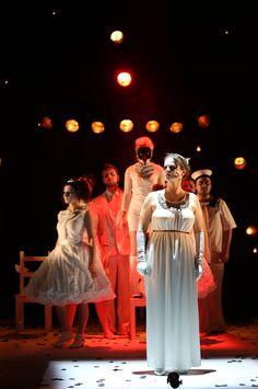 Dido and Aeneas: Sarah Shorter (Dido). © Royal Academy of Music, May 2013