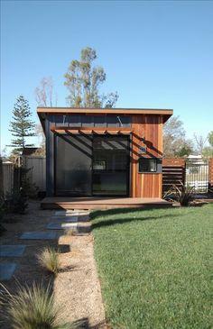 "Home Decor: 15 Modern ""She Sheds"" (He Said, She Shed) — Gingerly Witty"