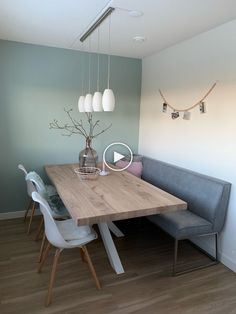 Dining room - Check out # .- Esszimmer – Schauen Sie sich an Dining room – Check out # room - Dining Room Design, Living Room Interior, Interior Design Living Room, Living Room Decor, Living Rooms, Dining Nook, Home Decor, Yoga Recipe, Tattoo Cake