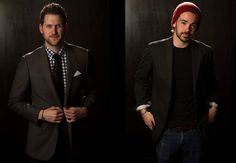 Blazer Fashion - Men // RhetorikCreative.com