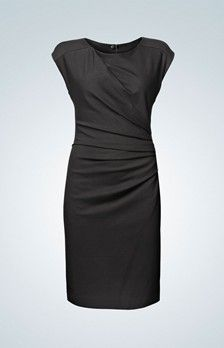 My Tiger of Sweden dress :)  The perfect black dress.  For sure.