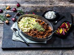 Annonsørinnhold: Her er MENY-kokkens forslag til ukens meny: Uke 8 Beef Stroganoff, Tex Mex, Pulled Pork, Wok, Meatloaf, Paella, Stew, Main Dishes, Food And Drink