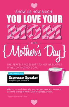 Love You Mom, Breakfast In Bed, Writing, Day, Phoenix, Mothers, Campaign, Life, Facebook
