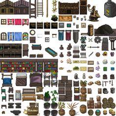 Rpg Maker Vx Ace Rpg Maker Vx Ace Tilesets Resources Game Dev