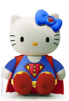 Hello SuperKitty | Flickr - Photo Sharing!