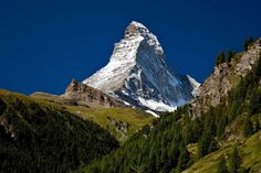 Summer in #Zermatt #Matterhorn