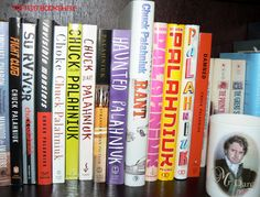 All of Chuck Palahniuk's books.  All of them.