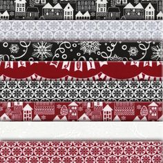 Winter Essentials III Half Yard Collection