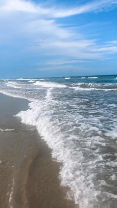 Beautiful Beach Pictures, Beautiful Photos Of Nature, Beach Landscape, Landscape Photos, Beach Waves, Ocean Waves, Peace In The Valley, Beach Video, Snapchat Picture