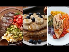 New Year, New Me: High Protein Meals - YouTube
