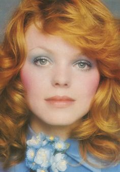 """this hair color should be called """"cornsilk dreamscape""""."""