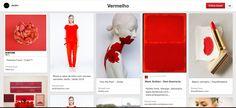 Jardin | O vermelho no verão 2016! | O vermelho é uma cor perfeita para todas as épocas do ano! Em tons mais vibrantes, ligeiramente alaranjados, são perfeitos para a temporada! Para te inspirar, criamos um moodboard nestes tons de vermelho, confira e aproveite para nos seguir no pinterest! <3