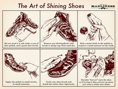 The Ultimate Guide to Shining Your Shoes