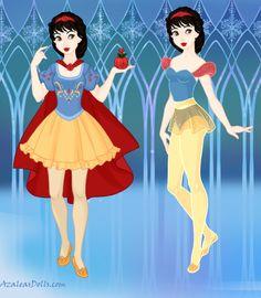 Snow White Ballet by msbrit90.deviantart.com on @DeviantArt