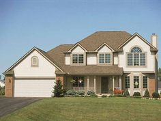 Eplans Country House Plan - Marvelous Move-Up - 2131 Square Feet and 4 Bedrooms(s) from Eplans - House Plan Code HWEPL00149