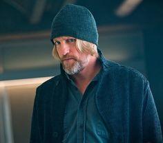 New pic of Haymitch on Mockingjay Part 1