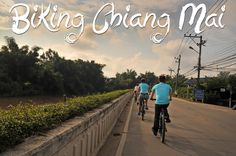 A Bike Tour of Chiang Mai #Thailand #travel #bicycle