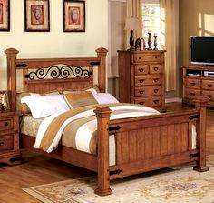 Sonoma Queen Bed