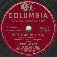 Frank Sinatra - You'll Never Walk Alone - You'll Never Walk Alone – Wikipedia