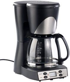 Deal des Tages Kaffeemaschine mit Timer-Funktion = Angebot 59% Geld sparen ...  Rosenstein & Söhne Programmierbare Kaffeemaschine KF-210,... http://www.amazon.de/dp/B00DCPA76M/ref=cm_sw_r_pi_dp_8z8gxb1JG6R3M