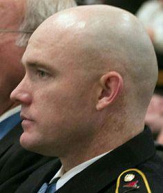 Soldier Haircut, Bald Men Style, Mr Clean, Bald Man, Bald Heads, Light Skin, Hairstyles Haircuts, Hair Loss, Shaving