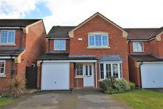 4 bedroom detached house to rent – Douglas Drive, Ibstock Key features Detached…