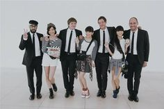 OK Go「I Won't Let You Down」撮影後、OK Goの皆さんとぱちり☆#prfm