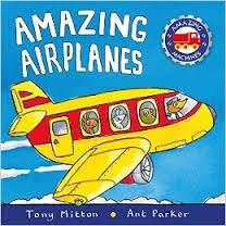 Amazing Airplanes • English Wooks