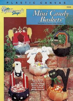 Mini Candy 963946 Baskets