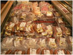 Sunworks Farm Sausages, Bacon and Deli Meat.