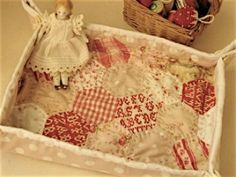 Quilted tray - Plateau de patchwork