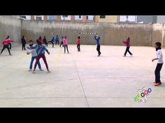 Iniciación al balonmano en educación física