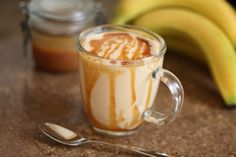 Banana-Caramel Smoothie