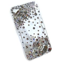 Crystal Castle swarovski elements crystal Iphone 5/4s/4 Samsung Galaxy S3/Note2 cases cover on Etsy, $119.99