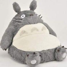 Used JAPAN Ghibli My Neighbor Totoro Plush Single Sofa Big Stuffed Couch for sale online Studio Ghibli, Hayao Miyazaki, My Neighbour Totoro, Geek Mode, Single Sofa Chair, Sofa Bed, Rilakkuma, Plush Dolls, Plushies