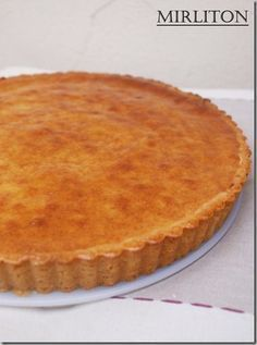 La fabuleuse tarte à l'ananas de C. Tart Recipes, Sweets Recipes, Cooking Recipes, Cake & Co, Pie Cake, Chefs, Look And Cook, Thermomix Bread, Desserts With Biscuits